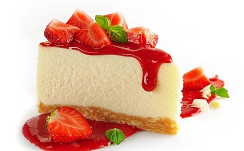 Le cheesecake classique