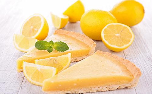 Tarte au citron facile