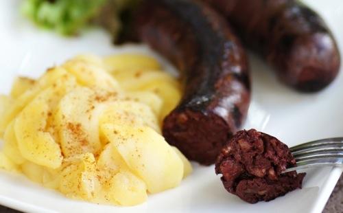 Boudin noir et pur e de patate douce wecook for 3d nail salon midvale utah