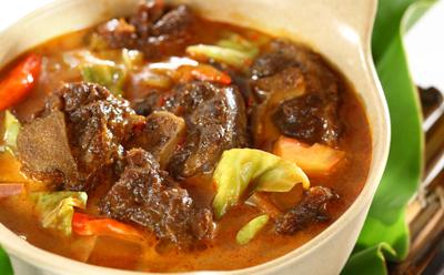 Curry d'agneau facile