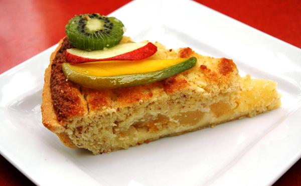 Cake mangue-banane