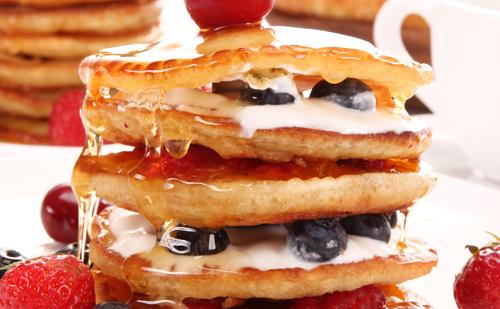 Pain perdu façon pancake