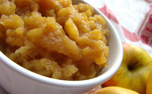 wecook compote de pommes au miel et citron. Black Bedroom Furniture Sets. Home Design Ideas