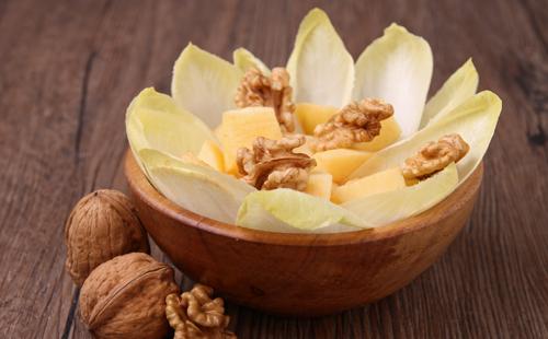 Endives aux noix