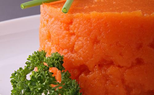 Purée carottes/pommes de terre