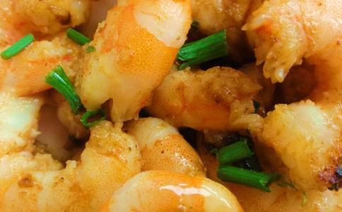 Crevettes au curry aux fourneaux
