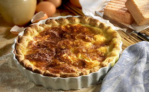 Quiche ratatouille et fromage blanc wecook - Recettes cuisine alsacienne traditionnelle ...