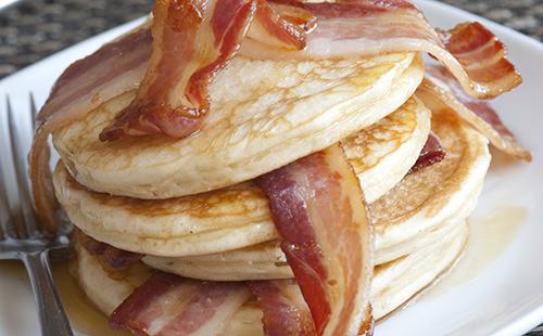 Croquettes de pomme de terre irlandaises au bacon (boxty) - WeCook