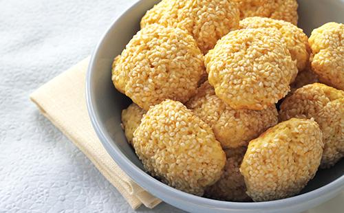 Biscuits salés apéritifs