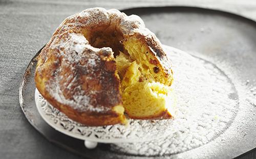 Cake kougelhopf