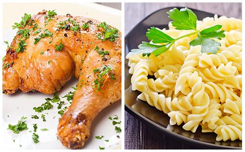 Wecook cuisses de poulet au paprika en papillotes p tes - Cuisse de poulet calories ...