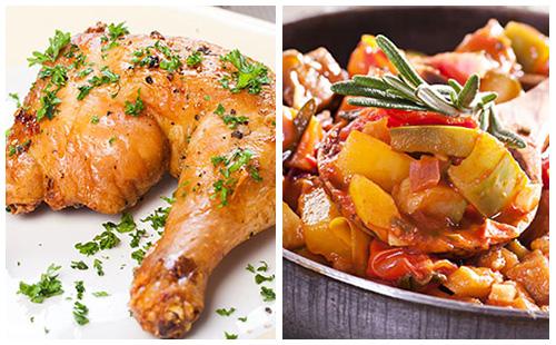 Wecook cuisse de poulet au paprika et l 39 estragon - Cuisse de poulet calories ...