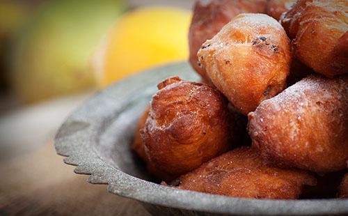 Crottes d'âne (beignets)
