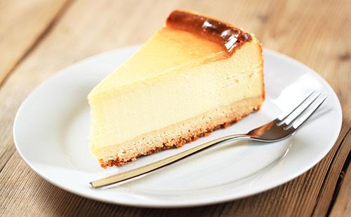 Käsekuchen (cheesecake allemand)