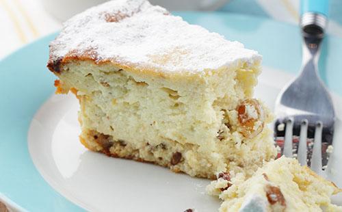 Sernik (gâteau au fromage blanc polonais)