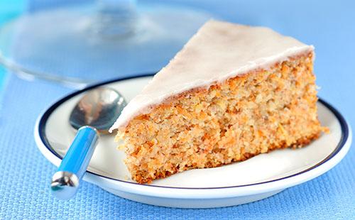 Gâteau à la mandarine
