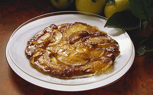 crapiaux aux pommes du morvan