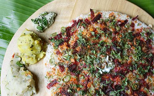 Chatamari (pizza népalaise)