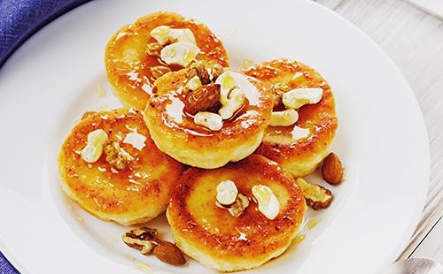 Malpua (pancakes indiens)