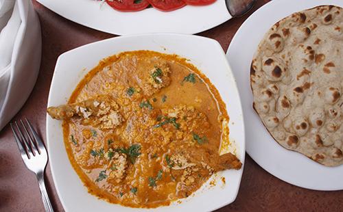 Poisson xacuti (curry de poisson de Goa)