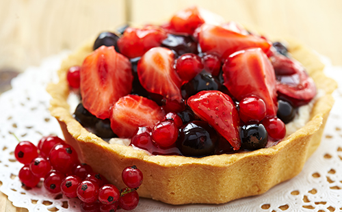 wecook tarte aux fruits rouges et mascarpone. Black Bedroom Furniture Sets. Home Design Ideas