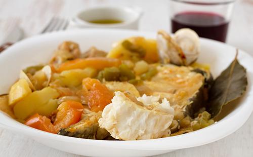 Caldeirada (ragout de poisson portugais)