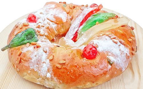 Bolo Rei (gâteau des rois)