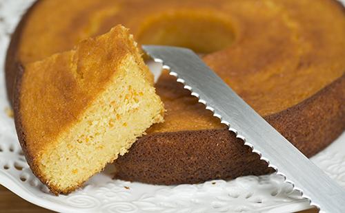pão de ló (gâteau éponge portugais) - wecook