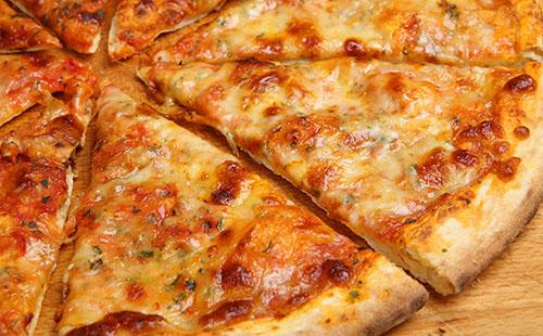 wecook pizza quatre fromages. Black Bedroom Furniture Sets. Home Design Ideas