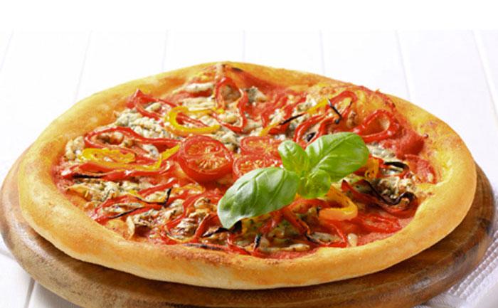 clafoutis tomates feta olives et basilic
