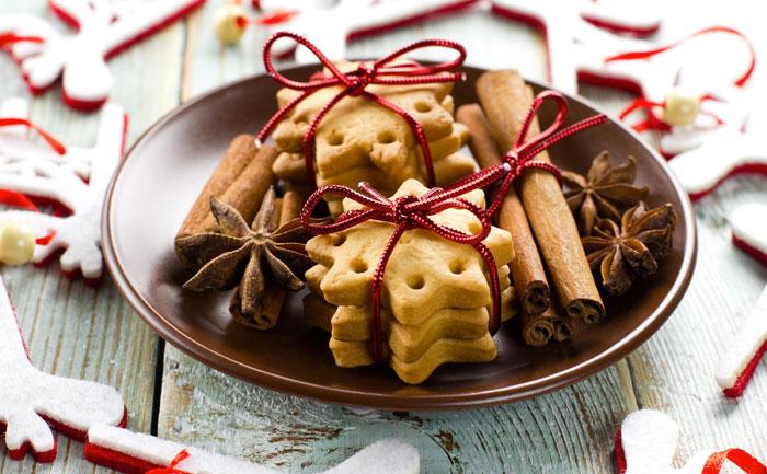 Biscuits à la cannelle (allemands) de Noël