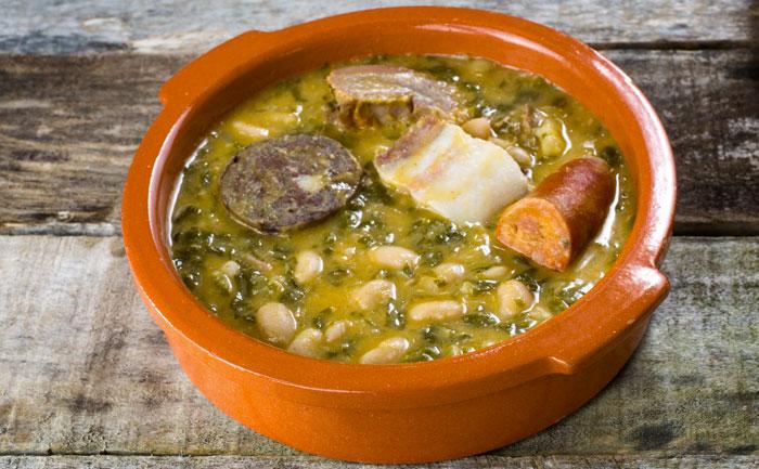 Cocido montañés (pot-au-feu espagnol)
