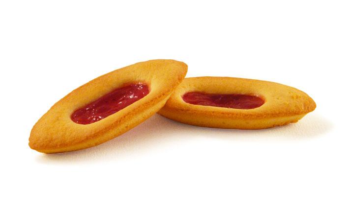 """Barquettes aux fraises façon """"Lu"""""""