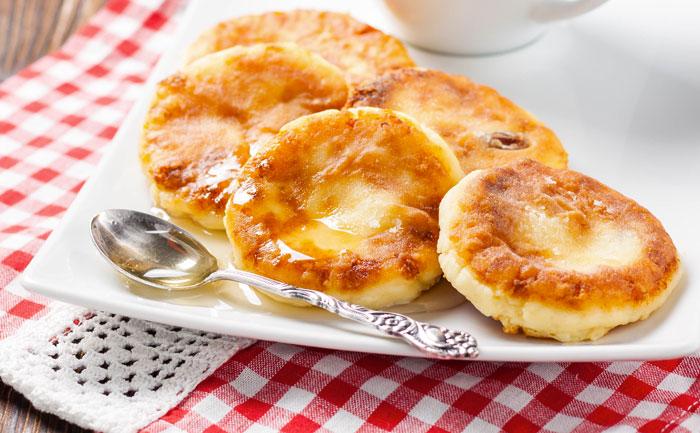 Beignets de fromage blanc