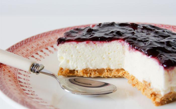 Tarta de queso (Cheesecake cantabre)