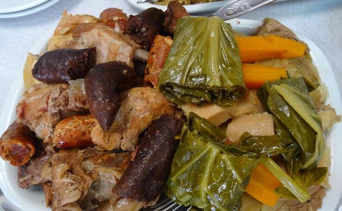 Cozido à portuguesa (Pot-au-feu portugais)