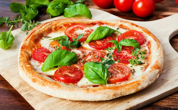 wecook pizza tomate mozzarella la po le. Black Bedroom Furniture Sets. Home Design Ideas