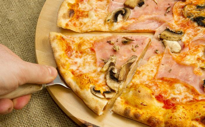 Pizza régina