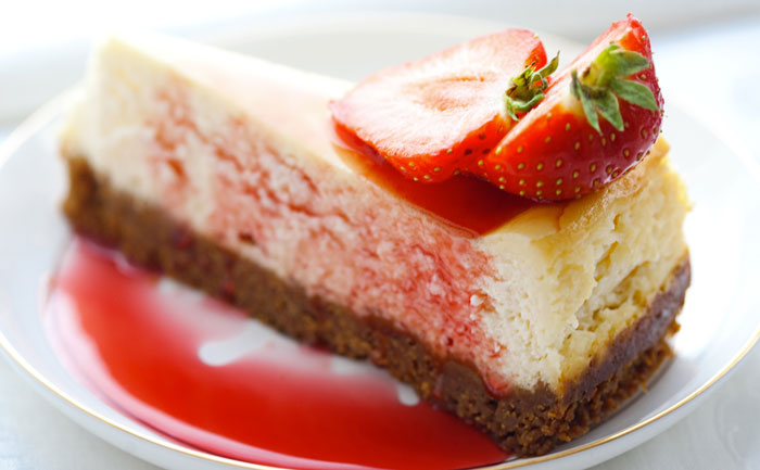Double Cheese Cake Anglais