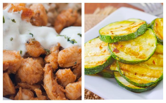 poulet au yaourt et paprika