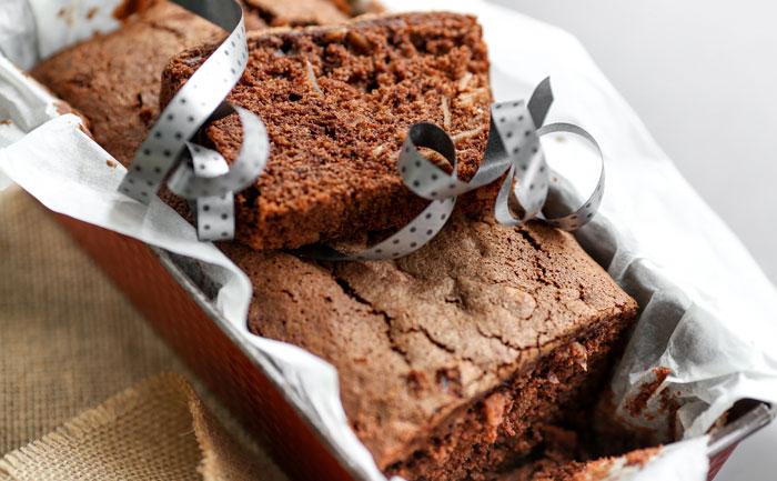 Gâteau au yaourt sans gluten au chocolat