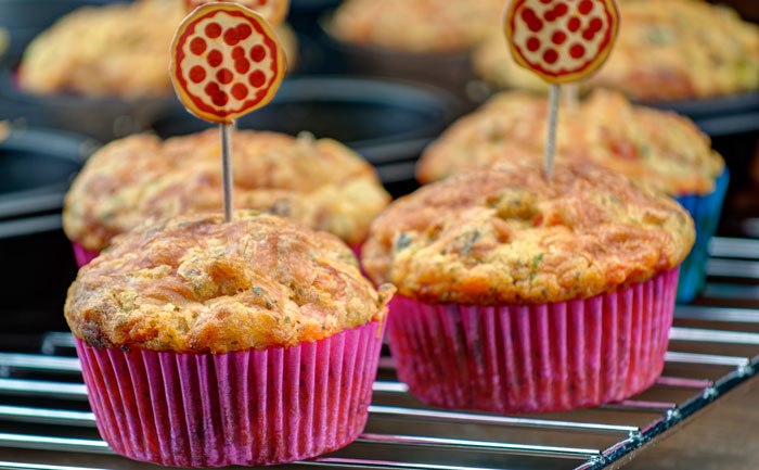 Muffins paléo