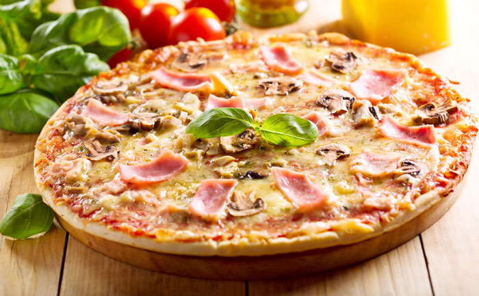 Pizza reine sans gluten