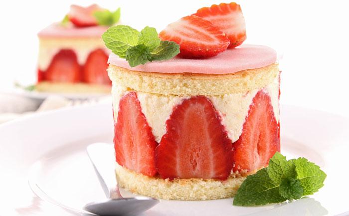 Mini fraisiers