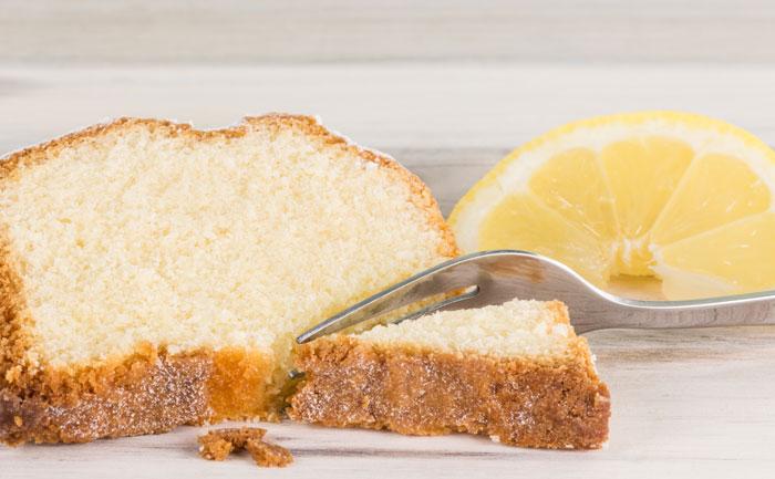 Cake moelleux aux citrons