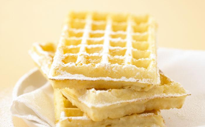 Wecook gaufres sans gluten - Gaufre sans beurre ...