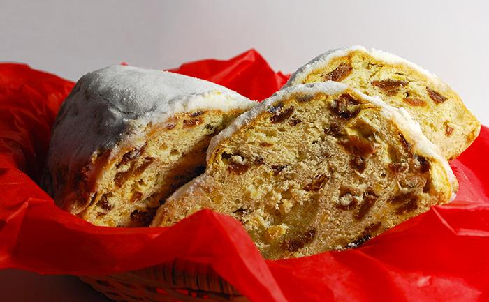 Pan de Pascua (gâteau de Noël chilien)