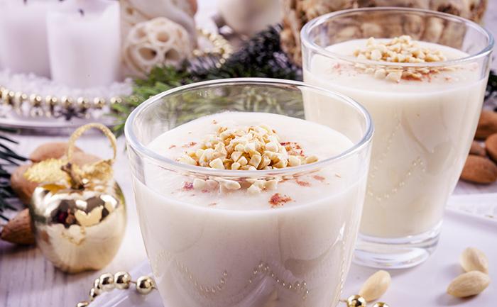 Crème de céleri aux amandes