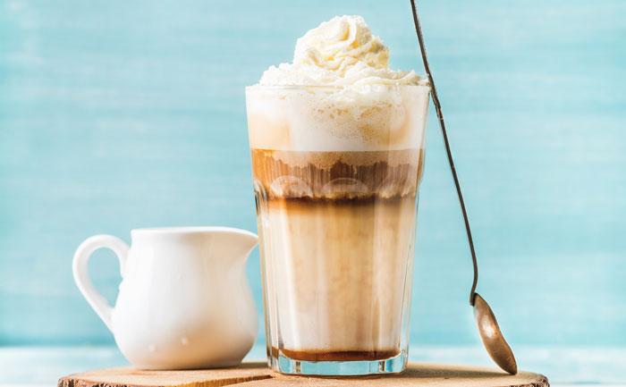 Café gourmand réconfortant