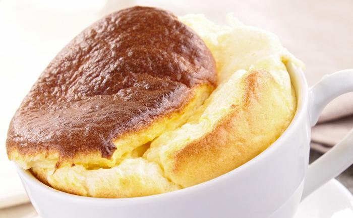 Mug Cake Thon Sans Oeuf